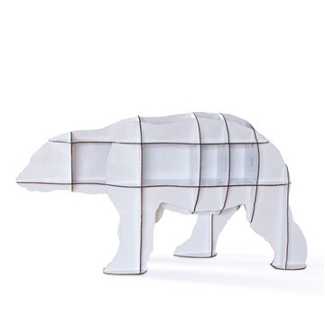 polar bear jr bookshelf Polar Bear Bookshelf