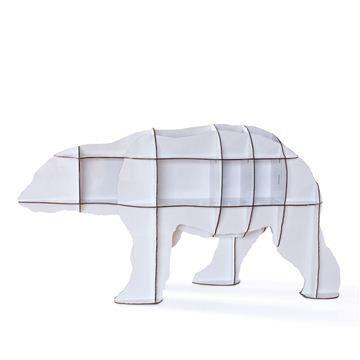 polar bear jr bookshelf Polar Bear Bookshelf