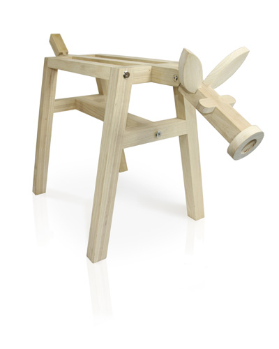 the farm stool Horse Stool