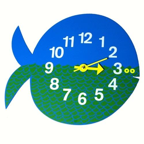 vitra fish clock Vitra Fish Clock
