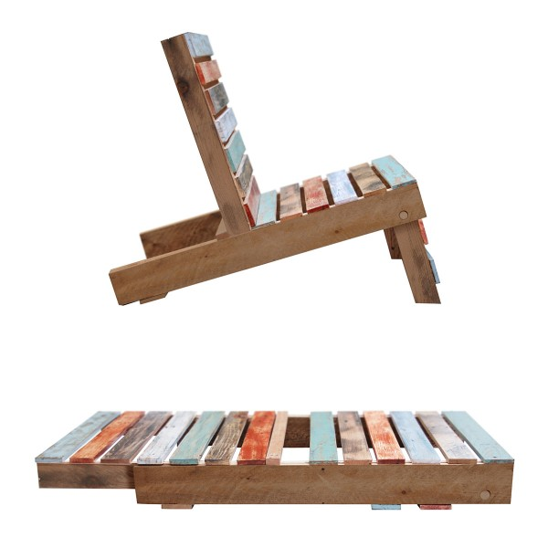 magnetic pallet chair 600x600 Magnetic Pallet Adirondack Chair