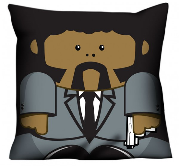 pulp fiction pillows 600x558 Pulp Fiction Pillows