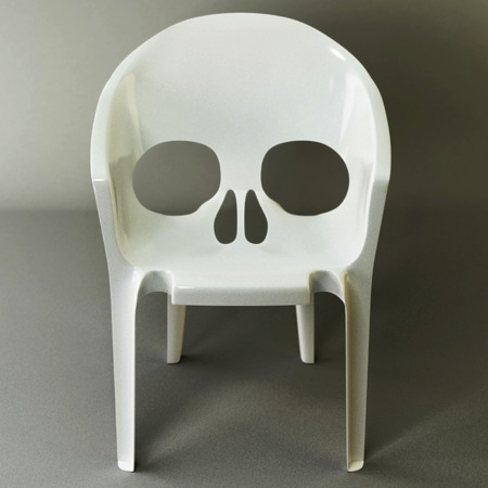 skull chair Skull Chair
