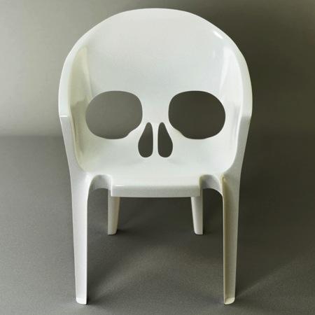 skull chair Skull Chair