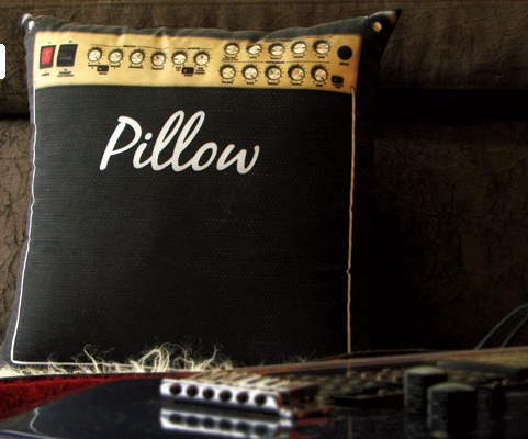 amp pillow Amplifier Pillow