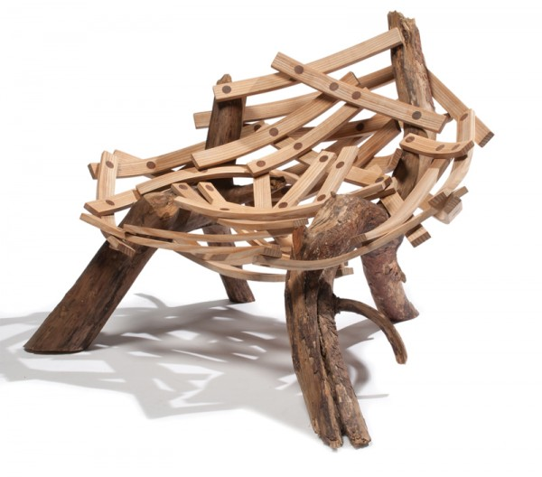 birds nest chair 600x528 Birds Nest Chair