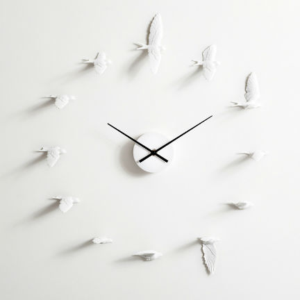 swallow clock Swallow Clock