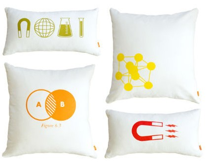 chemistry pillows e1350928812872 Chemistry Pillows