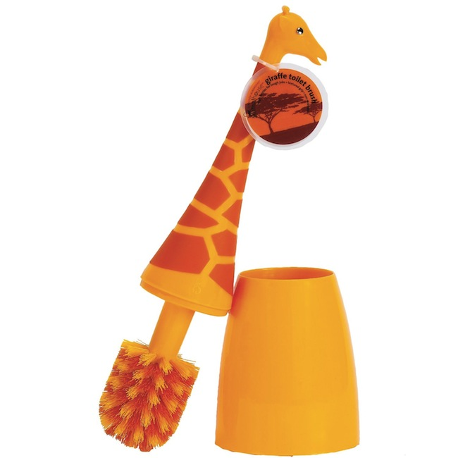 giraffe toilet brush Giraffe Toilet Brush