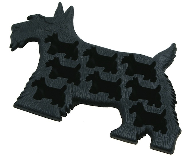 scottie ice tray Scottie Dog Ice Cube Tray