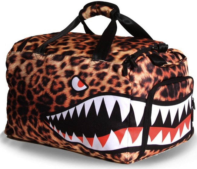 leopard shark bag Leopard Shark Bag