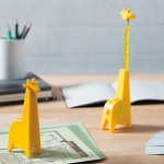 giraffe measuring tape